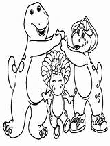 Barney Coloring Colorear Friends Printable Kolorowanki Mewarnai Gambar Dibujos Friendship Dzieci Dla Elmo Popular Keluarga Besar Printables Pintar Fireman Sam sketch template