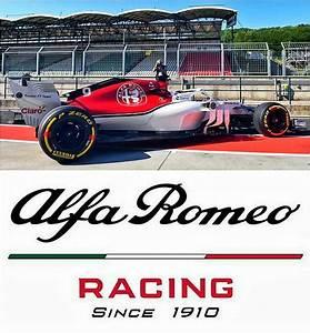 Alfa Romeo F1 : 2019 alfa romeo f1 racing since 1910 the legendary alfa romeo marque is back in formula one ~ Medecine-chirurgie-esthetiques.com Avis de Voitures