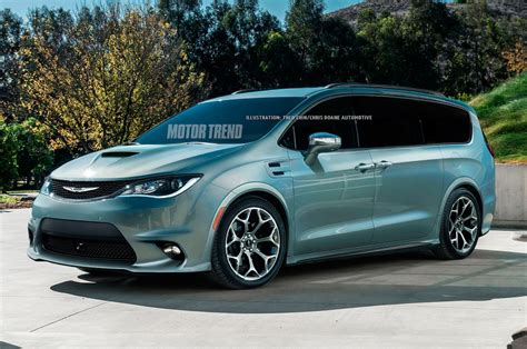 The Chrysler by Should The Chrysler Pacifica Hellcat Be A Thing