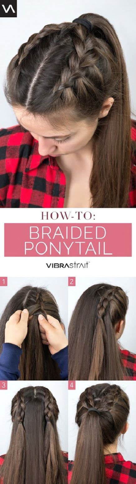 weavon hair styles best 25 simple ponytail hairstyles ideas on 9078