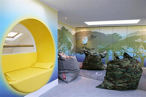 creative office space layout 26 creative modern office designs from around the world Creative Office Space Layout