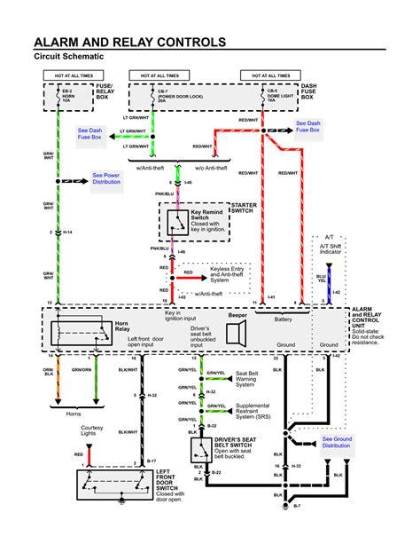 Isuzu Rodeo Schematic by 98 Isuzu Rodeo 3 2l Fuel Wiring Diagram