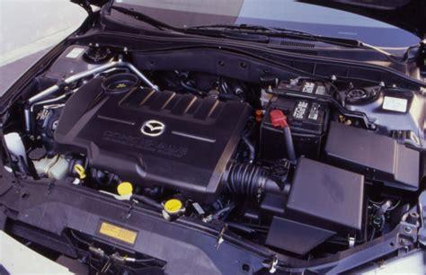 2003 Mazda 6 6 Cylinder Engine 2003 mazda 6 2 3l 4 cylinder engine picture pic image