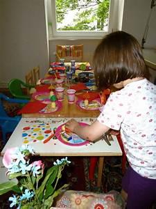 Kindergeburtstag tisch dekorieren ytti for Tisch dekorieren