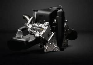 Renault Details New Formula One Engine