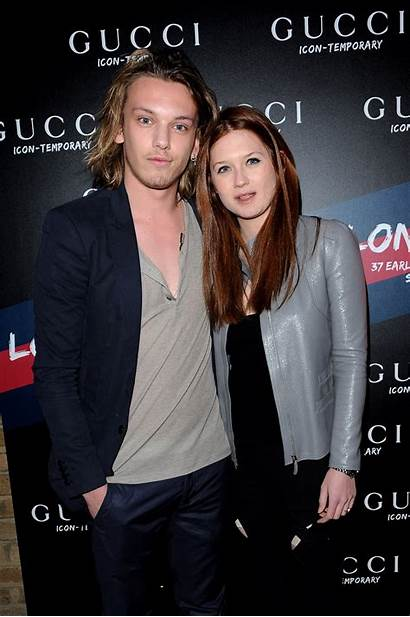 Bonnie Wright Jamie Campbell Bower Potter Harry
