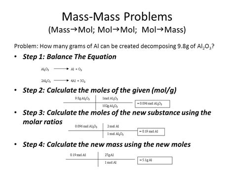 Solving Stoichiometry Problems  Ppt Video Online Download