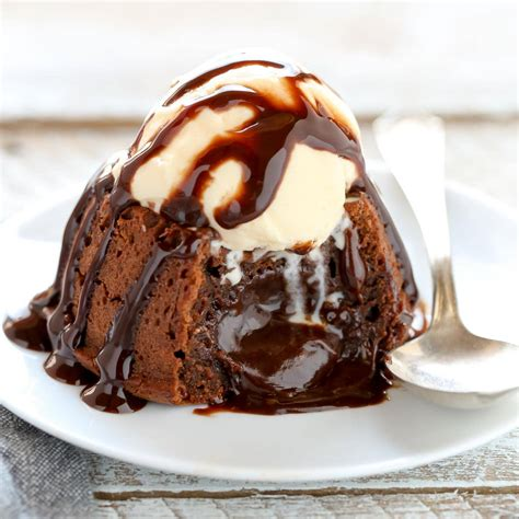 molten chocolate cake recipe dishmaps