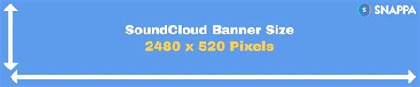 soundcloud banner template best soundcloud banner size profile dimensions