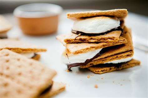indoor smores recipe nyt cooking