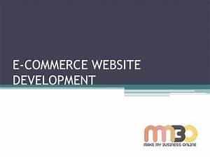 Ecommerce Websites Development Company In Delhi