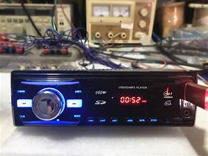 Pioneer Car Audio With Sd Usb Aux Car Stereo Mp3 Player
