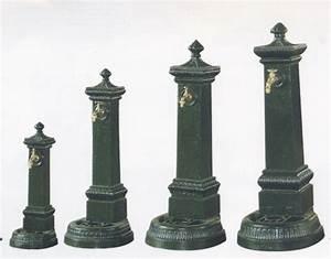 Fontaine A Boisson Avec Robinet : fontaine en fonte avec robinet en laiton tca29 photo sur fr made in ~ Teatrodelosmanantiales.com Idées de Décoration