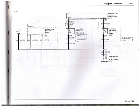 2004 2006 2 3 wiring diagram pics ranger the ultimate ford ranger resource