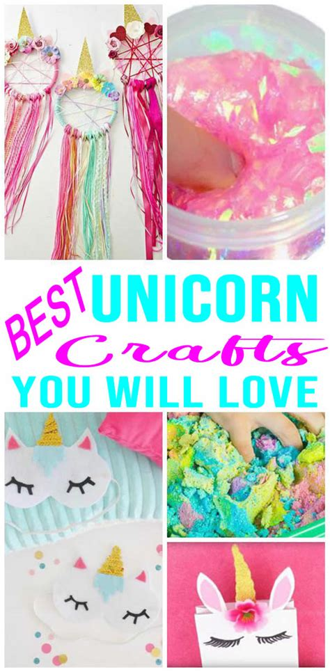 Magical Unicorn Crafts! Best Diy Unicorn Craft Ideas  Easy Tutorials For Teens  Kids  How To