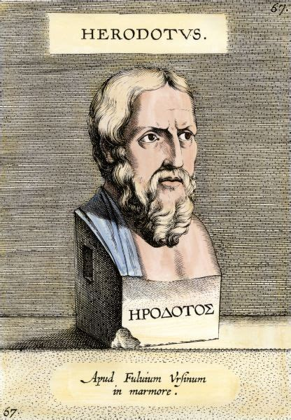 Herodotus, the Father of History #5878252 Framed Photos ...