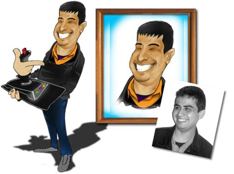 Custom Cartoons From Your Photo