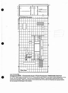 Mies Van Der Rohe Farnsworth House Plan : farnsworth house wall section images galleries with a bite ~ Markanthonyermac.com Haus und Dekorationen