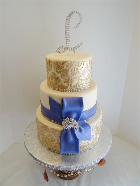gold ribbon for wedding cake 9 best classic wedding cake images on classic 14806