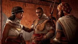 Assassin U0026 39 S Creed Origins  The Hidden Ones  Ps4