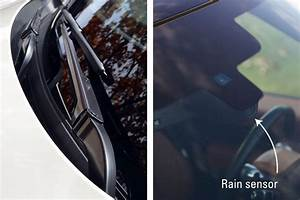 Rain Sensing Windshield  U0026 Wipers