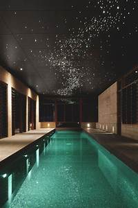 30 indoor swimming pools that will make you envy digsdigs for Indoor swimming pool lighting