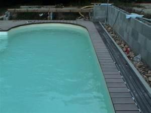 plage piscine sans margelle 10 plage composite sans With plage piscine sans margelle