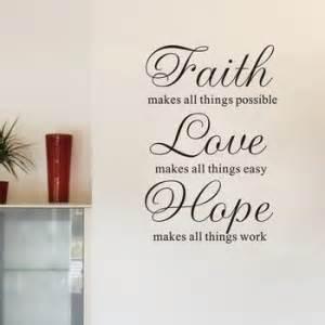 faith hope love quotes quotesgram