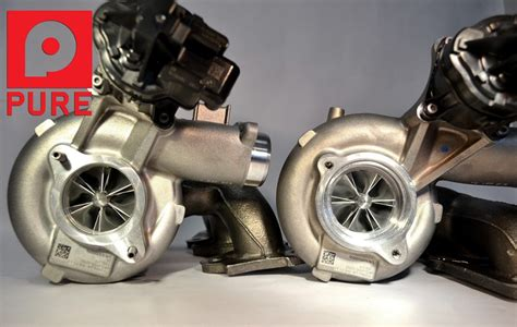 Bmw S55 (m3 /m4) Pure Stage 2 Turbos