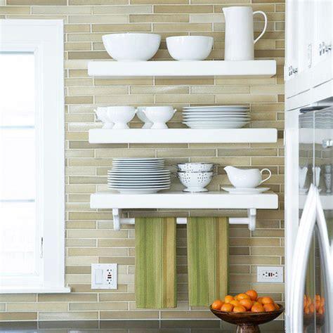 kitchen shelves ideas open shelves kitchen design ideas kitchentoday