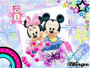 """Baby Mickey and Minnie Mouse 