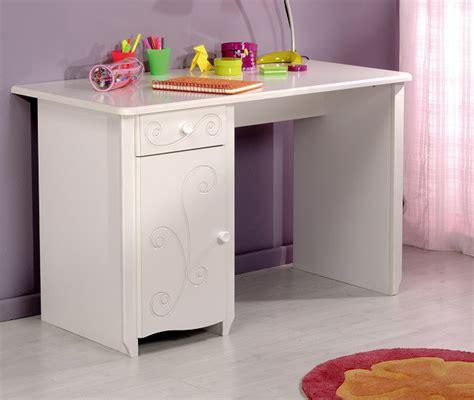 bureau hello bureau enfant en bois blanc megève bu1005
