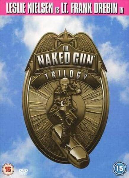 naked gun trilogy dvd zavvi