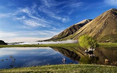 Zealand Lake Coleridge Wallpapers Nz 1920 Scenery