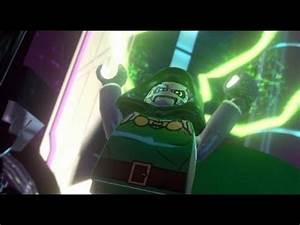 LEGO Marvel Super Heroes 100 Walkthrough Part 14 Doom