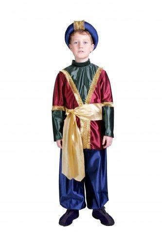 disfraz de mago gaspar infantil 11 13 a 241 os talla