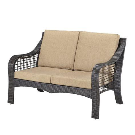 Wicker Loveseat Patio Furniture by Wicker Patio Sofas Loveseats You Ll Wayfair