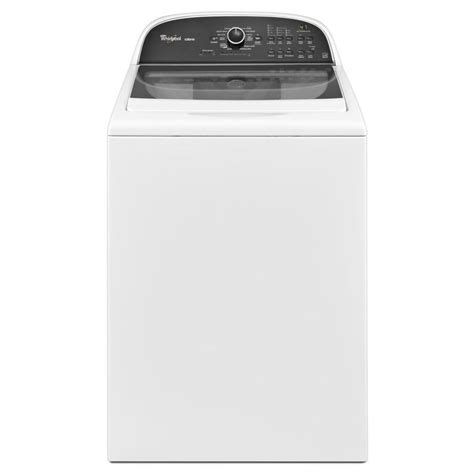 cabrio washer shop whirlpool cabrio 3 8 cu ft high efficiency top load washer white energy star at lowes com