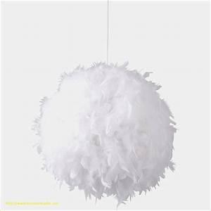 Lustre Papier Ikea : lampe de chevet plumes ~ Teatrodelosmanantiales.com Idées de Décoration