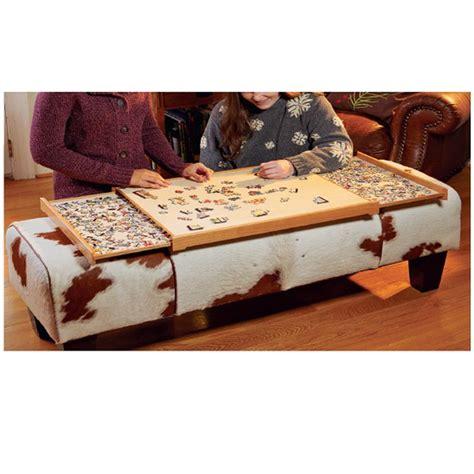 build   jigsaw puzzle tray    plan