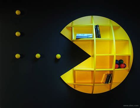Kids Video Game Themed Rooms Pac Man Themed Rooms And