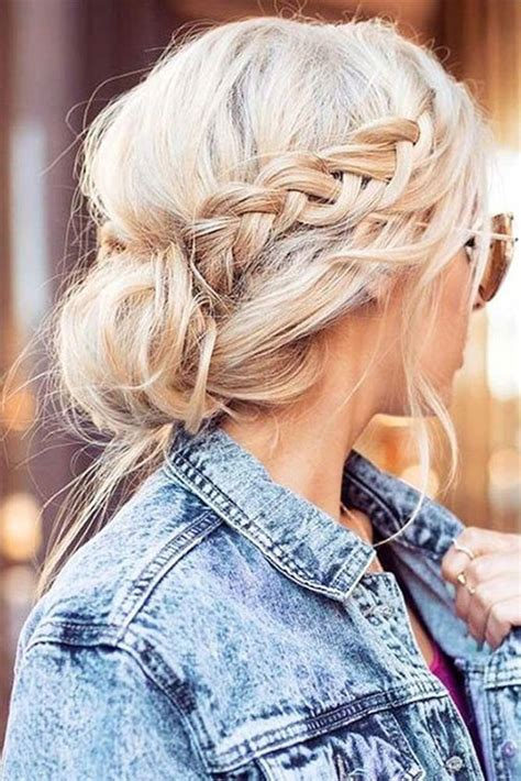 Hairstyles For Hair by 20 Hair Ideas For Medium Hair