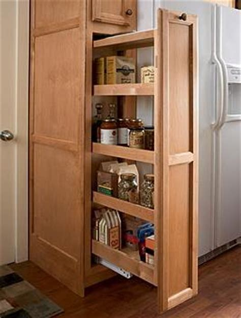 cabinet drawers kitchen wood pull out pantry shelf plans pdf plans 6501