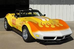 1969 Corvette Convertible Road Race Car