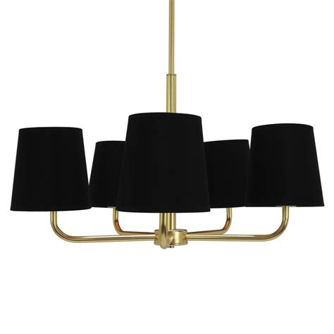 gold and black chandelier y decor 12 light gold chandelier lz3349 12a the home depot