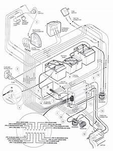 Es 0788  Yamaha Golf Cart Wiring Diagram 2gf Wiring Diagram