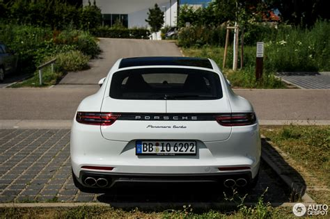 porsche panamera 2017 white porsche panamera turbo 2017 10 july 2016 autogespot