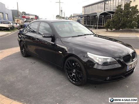 2005 Bmw 530i For Sale bmw 5 series for sale in australia