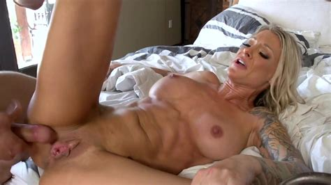Amazing Blonde Milf Exhausted After So Much Sex Xbabe Video