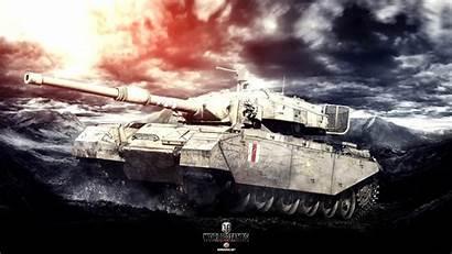 Tanks Centurion Animated Engine